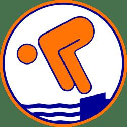 Jugendschwimmabzeichen Bronze Logo