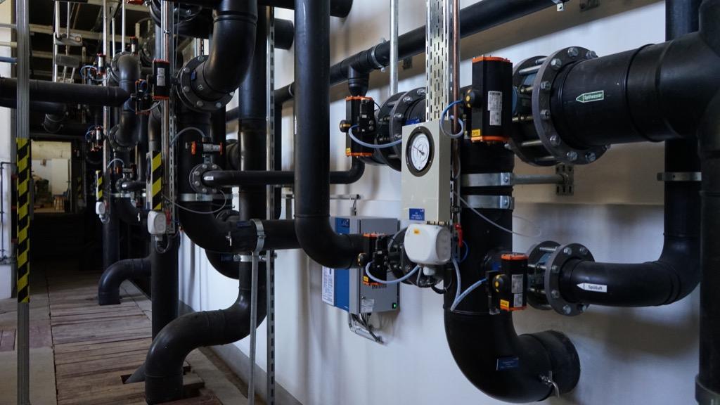 Neue Hybridkollektoren für die Energiegewinnung gefördert durch das Klimaschutz Modellprojekt 7