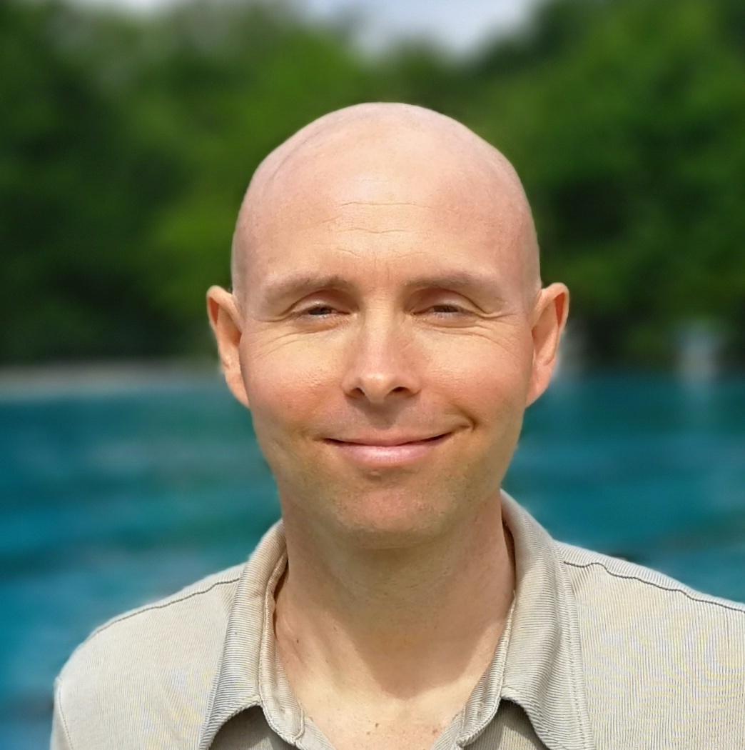 Schwimmlehrer Gordon Juhr