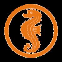 Seepferdchen Logo