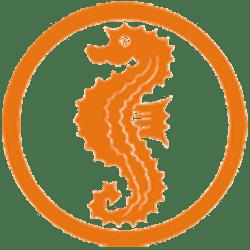 Seepferdchen-Logo